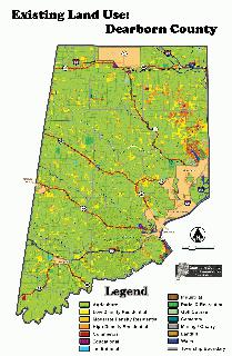 Existing County Land Use Map