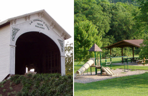 Guilford Covered Bridge Park